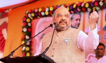 Video: Amit Shah goes on the offensive against Kejriwal, AAP as BJP begins Mission MCD elections 2017 in Delhi
