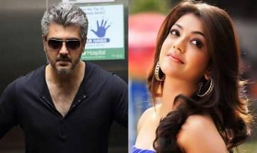 Kajal Aggarwal & Ajith pair up for upcoming Tamil flick 'Vivegam'
