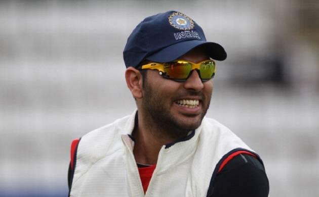 Yuvraj Singh (Source: Getty)