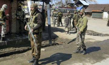 J-K: Militants attack PDP leader Farooq Andrabi's house in Anantnag district