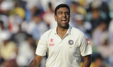 R Ashwin presented Sir Garfield Sobers Trophy for winning ICC Test Cricketer of the Year
