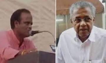 RSS man Kundan Chandrawat who announced bounty on Kerala CM's head arrested