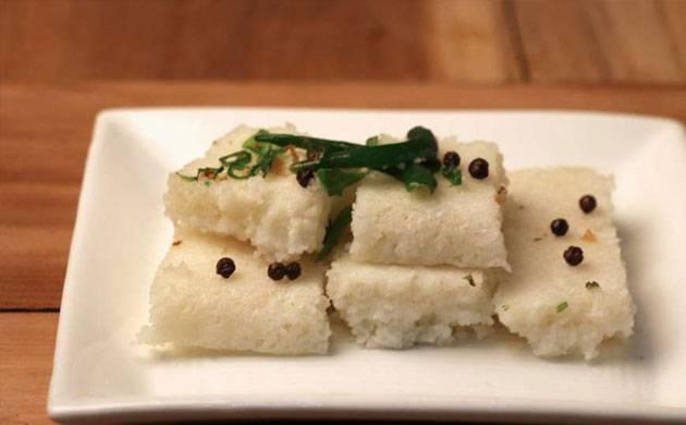 Navratri special: Vrat Dhokla recipe in 10 simple steps (Pic: Pankaj Bhadoria website)