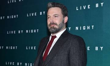 Ben Affleck makes first official public appearance after rehabilitation
