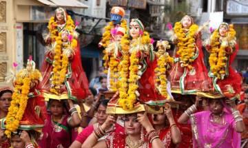 Gangaur festival 2017: Know teej shubh muhurat, puja vidhi and importance