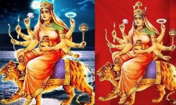 Fourth day of Navratri: Know all about Devi Kushmanda, fourth form amongst Navdurga