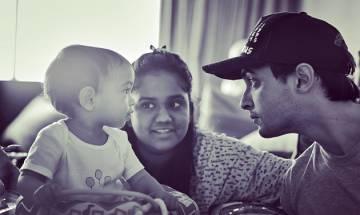 Salman Khan celebrates nephew Ahil's first Birthday in Maldives (See pics)