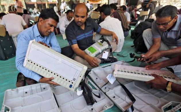 The election commission has said that the EVMs used in recent assembly elections were totally tamper-proof. (File Photo)