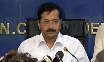 MCD Polls: Kejriwal promises low water, electricity tariffs to tenants