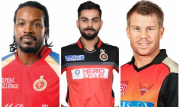 IPL 2017: From Gayle to Warner, Tendulkar to Kohli, look into Orange Cap winners across previous editions