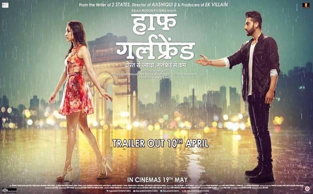 Shraddha-Arjun-starrer 'Half Girlfriend's' First motion poster released (Source: Twitter)