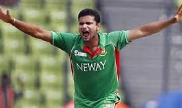 Mashrafe Mortaza to retire from T20 internationals after Sri Lanka series