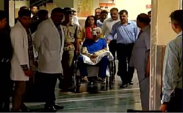 Chetan Cheeta to be discharged from AIIMS (Source-ANI)