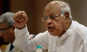 Watch | Farooq Abdullah hits out at PM Modi, says Kashmiri stone-pelters giving their lives to decide destiny of India
