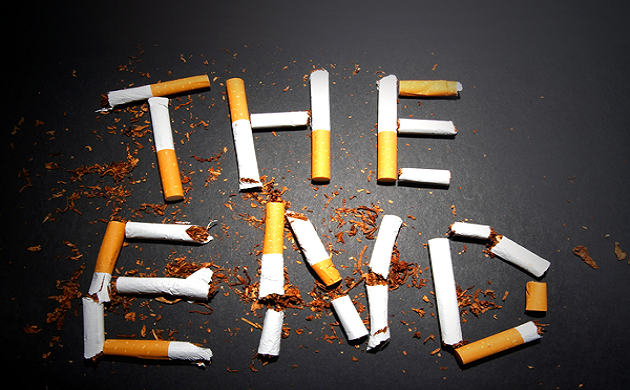 Smoking second largest reason of death