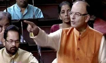 RS passes GST Bill without amendments after Manmohan Singh intervened; Jaitley calls GST Bill a collective property