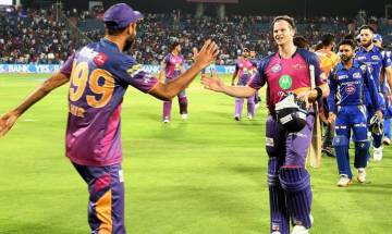 IPL 2017: Steve Smith's unbeaten knock guides Rising Pune Supergiants to victory over Mumbai Indians
