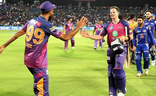 Rising Pune Supergiant's skipper Steve Smith (file photo)
