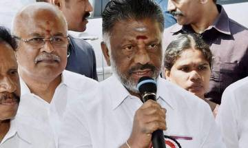 Panneerselvam's son and brother file anticipatory bail petition in Madras HC