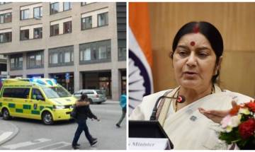 Sweden terror attack: All Indian embassy officials safe, emergency numbers issued