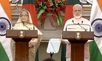 India, Bangladesh sign 22 MoUs: PM Modi extends 500 million USD credit line for Bangladesh defence