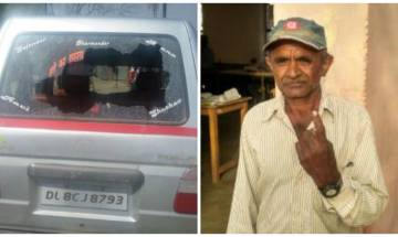Bypoll in 2 Assembly seats of MP; stone-pelting in Ater