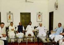 NDA Meet: Shiv Sena, BJP. PDP top guns to meet, likley to decide on president poll strategy