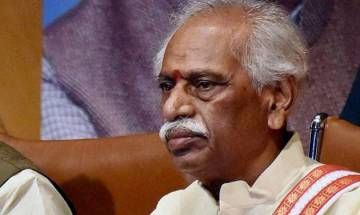 Unemployment in UP is higher than national average, says Labour Minister Bandaru Dattatreya