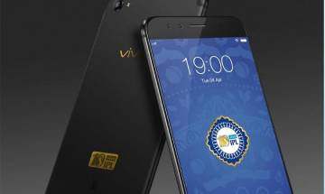 Vivo ties up with Flipkart to sell its matte black V5Plus edition