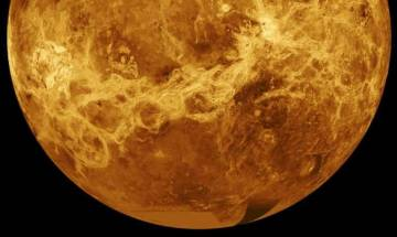 A lookalike of Venus discovered using NASA's Kepler space telescope