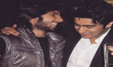 Arjun Kapoor-Ranveer Singh cute chat over 'Half Girlfriend' trailer are Friendship Goals indeed!