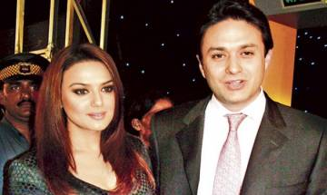 Preity Zinta, Ness Wadia spotted exchanging smiles at IPL