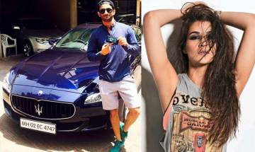 Amidst break-up rumors, Sushant Singh Rajput takes Kriti Sanon on a luxurious drive in Maserati (see pics)