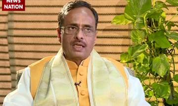 Dinesh Sharma: Farm loan waiver big moment in India's history | Watch exclusive interview at 8:30 PM
