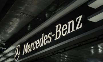 Mercedes Benz India registers best ever quarterly sales at 3,650 units