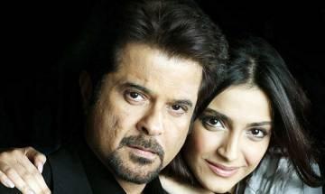 'Sonam can handle it well': Anil Kapoor on fairness cream debate