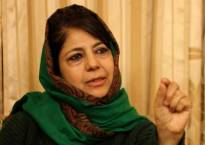 Omar govt's failed policies led crisis in Valley, says J-K CM Mehbooba Mufti