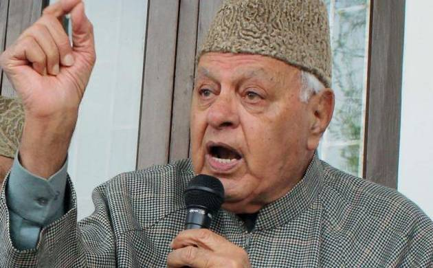 Farooq Abdullah (File photo: PTI)