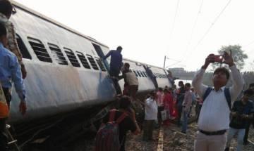 LIVE   8 coaches of 22454 Meerut-Lucknow Rajya Rani Express derail near Rampur; Railways announces ex-gratia