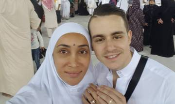 Watch: Sofia Hayat talks about sexual harassment in Mecca, claims to be strangled on her Umrah