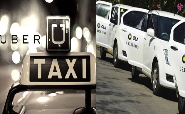 Ola and Uber services