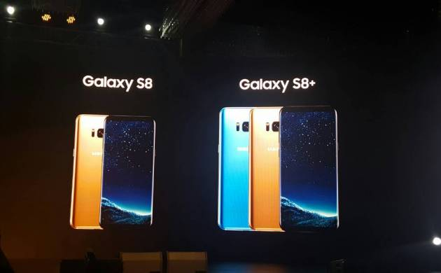 LIVE:Samsung Galaxy S8 launched in India; check price, Exynos details