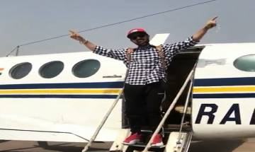 Diljit Dosanjh's 'Thug Life', flaunts his newly bought private jet