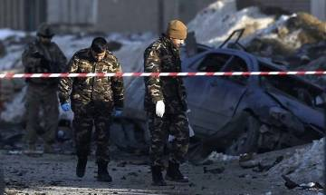 At least 8 killed, 11 wounded in Taliban attack on Afghan soldiers' base