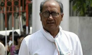 Not having a pre-poll alliance with Goa Forward Party 'a mistake', says Digvijaya Singh