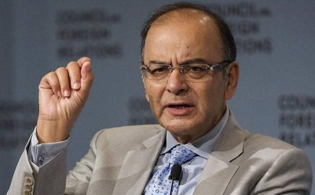 Finance Minister Arun Jaitley (file photo)