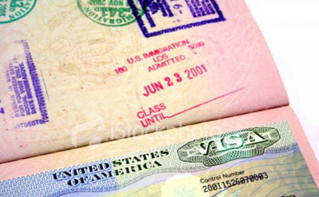 TCS, Infosys accounted for only 8.8% of total H-1B visas: Nasscom (File Photo)
