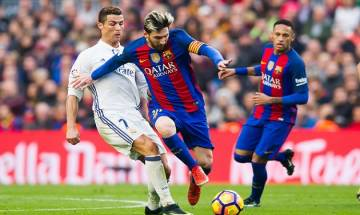 La Liga: Lionel Messi's 500th goal helps Barcelona defeat Madrid by 3-2