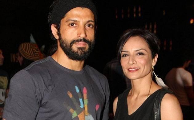 Farhan Akhtar-Adhuna Bhabani get OFFICIALLY DIVORCED