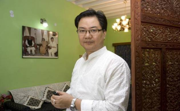 Kiren Rijiju : Chakma and Hajong communities cannot be granted ST status in Aunachal Pradesh